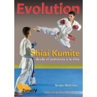 Evolution. Shiai Kumite desde el comienzo a la élite