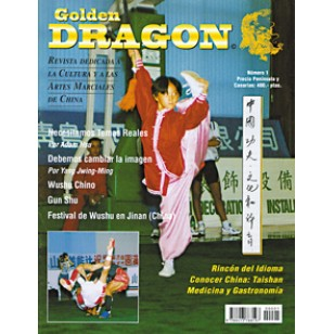Revista Golden Dragon (nº 1)