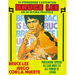 Bruce Lee. Juego con la muerte