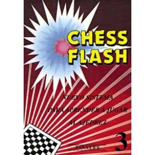 Chess Flash. Finales. Tomo III. Nuevo sistema para aprender a jugar al Ajedrez