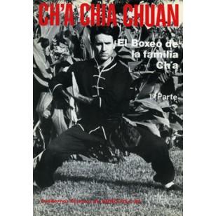 Ch'a Chia Chuan 1ª pte. Cuaderno Técnico de Kung Fu nº 34
