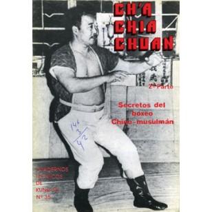 Ch'a Chia Chuan 2ª pte. Cuaderno Técnico de Kung Fu nº 35