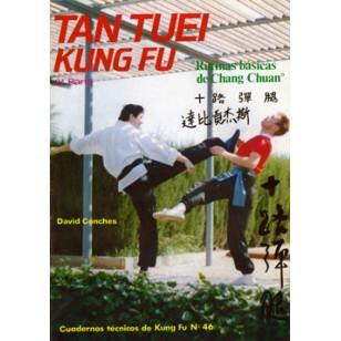Tan Tuei Kung Fu 2ª pte. Cuaderno Técnico de Kung Fu nº 46