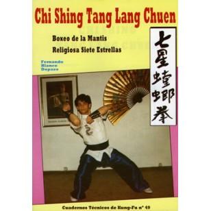 Chi Shing Tang Lang Chuen. Cuaderno Técnico de Kung Fu nº 49