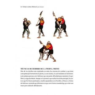 Bohurt. La melé del antiguo deporte de Combate Medieval