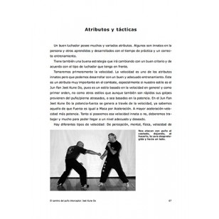 El camino del Puño Interceptor. Jeet Kune Do - Jeet Kune Do Concepts
