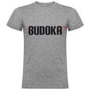 Camiseta EL BUDOKA 2.0 (gris)