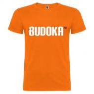Camiseta EL BUDOKA 2.0 (naranja)