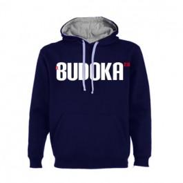 Sudadera EL BUDOKA 2.0 (azul)