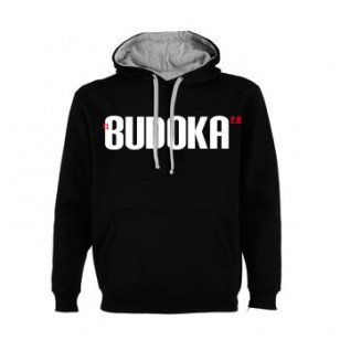 Sudadera EL BUDOKA 2.0 (negra)