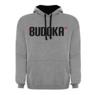 Sudadera EL BUDOKA 2.0 (gris)