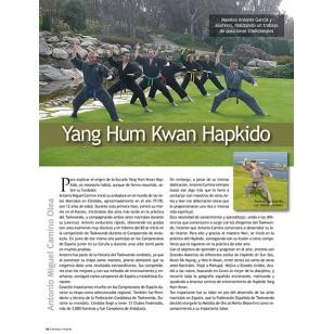 El Budoka. Edición especial. Hapkido