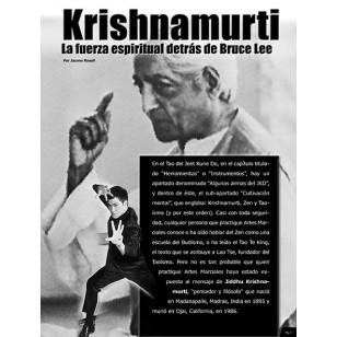 El Budoka. Edición especial. El Jeet Kune Do de Bruce Lee 30 años después...