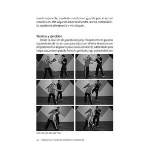 Footwork. La esencia del combate en Jeet Kune Do