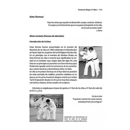 jiu jitsu de hoy vol 1 programa oficial 2012 de cinturon blanco a cinturon negro 1er dan