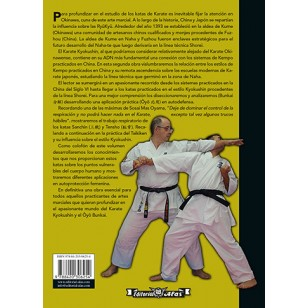 Kyokushin Karate Kata Ôyô Bunkai (Katas superiores I)