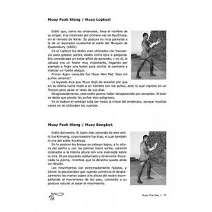 Muay Thai Dee. Historia y técnicas del arte marcial de Thailandia