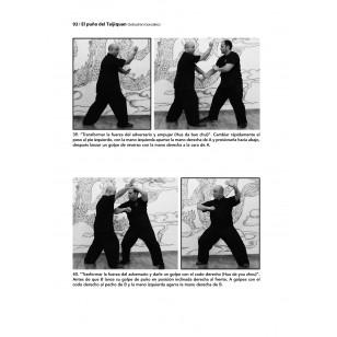 El puño del Taijiquan (instrucciones marciales)