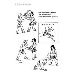 Tanbo-Jutsu en cómic