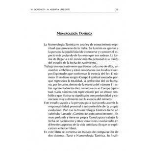 Tarot y Numerología Tántrica comparados