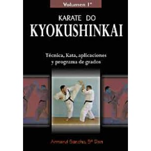 Karate Kyokushinkai (Volumen 1º)