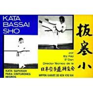 Kata Bassai Sho. Kata superior para cinturones negros