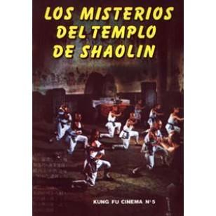 Los Misterios del Templo Shaolin
