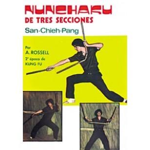Nunchaku de Tres Secciones. San Chieh Pang
