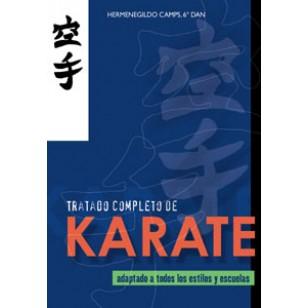 Tratado Completo de Karate. Adaptado a todos los estilos y escuelas